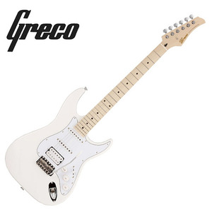 Greco WS-STD SSH - White (Rosewood)